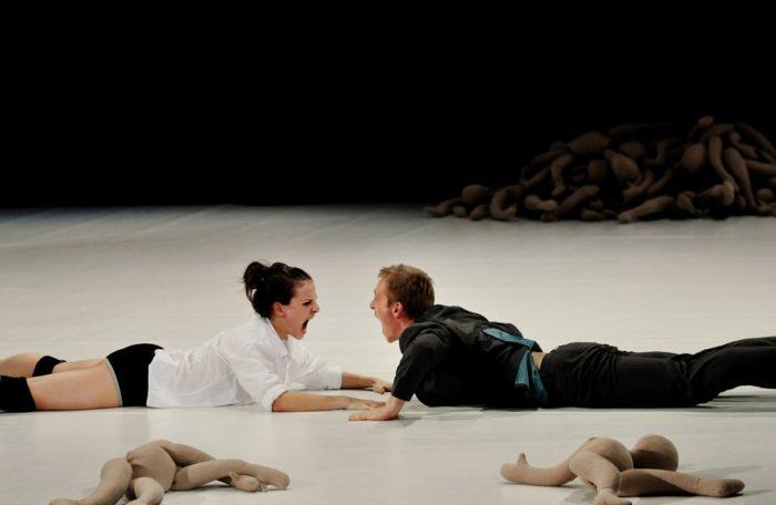 dansers in relatieconflict